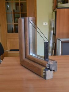 Serramenti in legno-alluminio